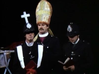 Polícia da Igreja
